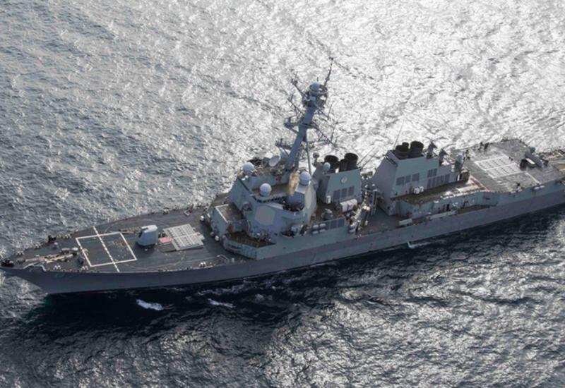 США утверждают, что задержали судно с иранским оружием