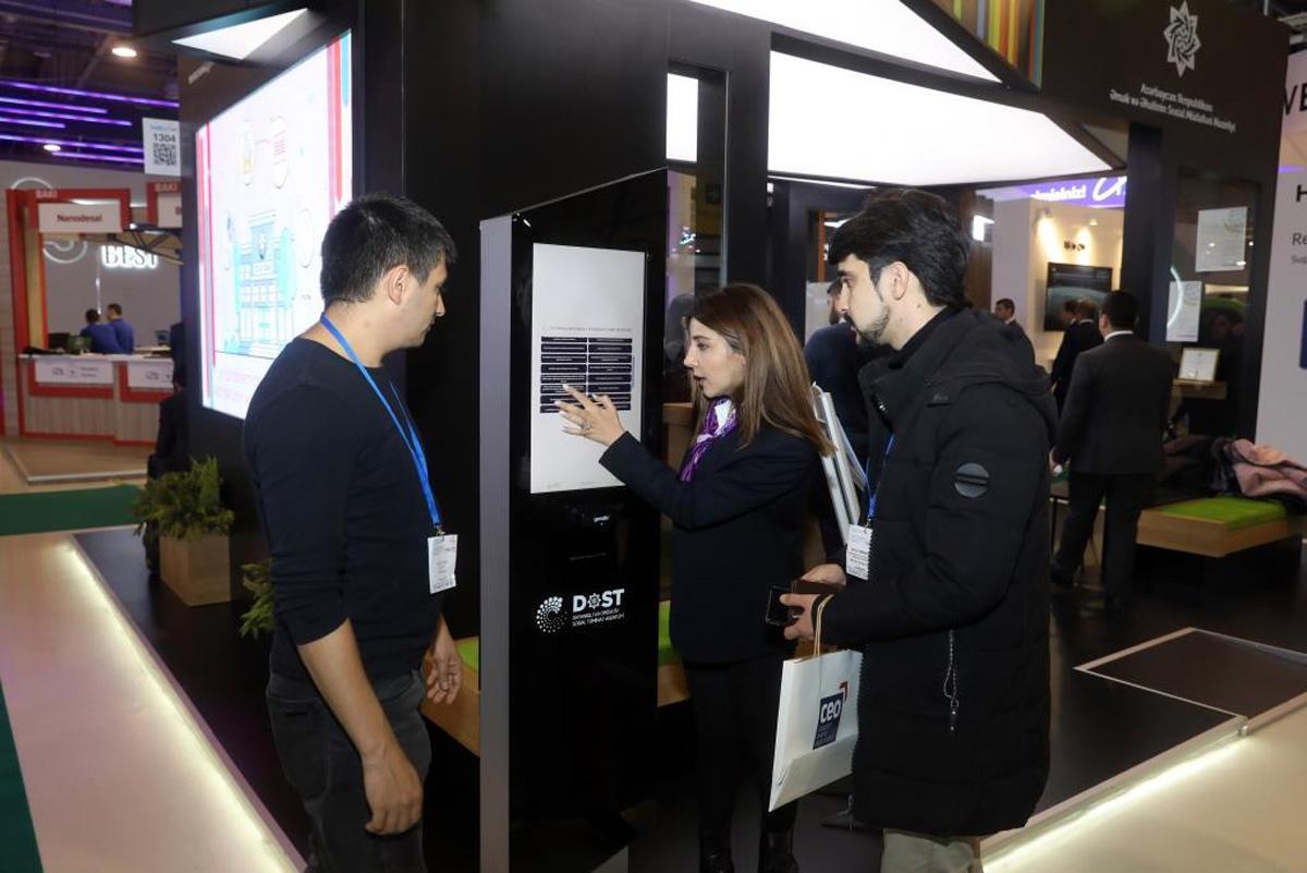 В Азербайджане представили 6 новых видов электронных справок
