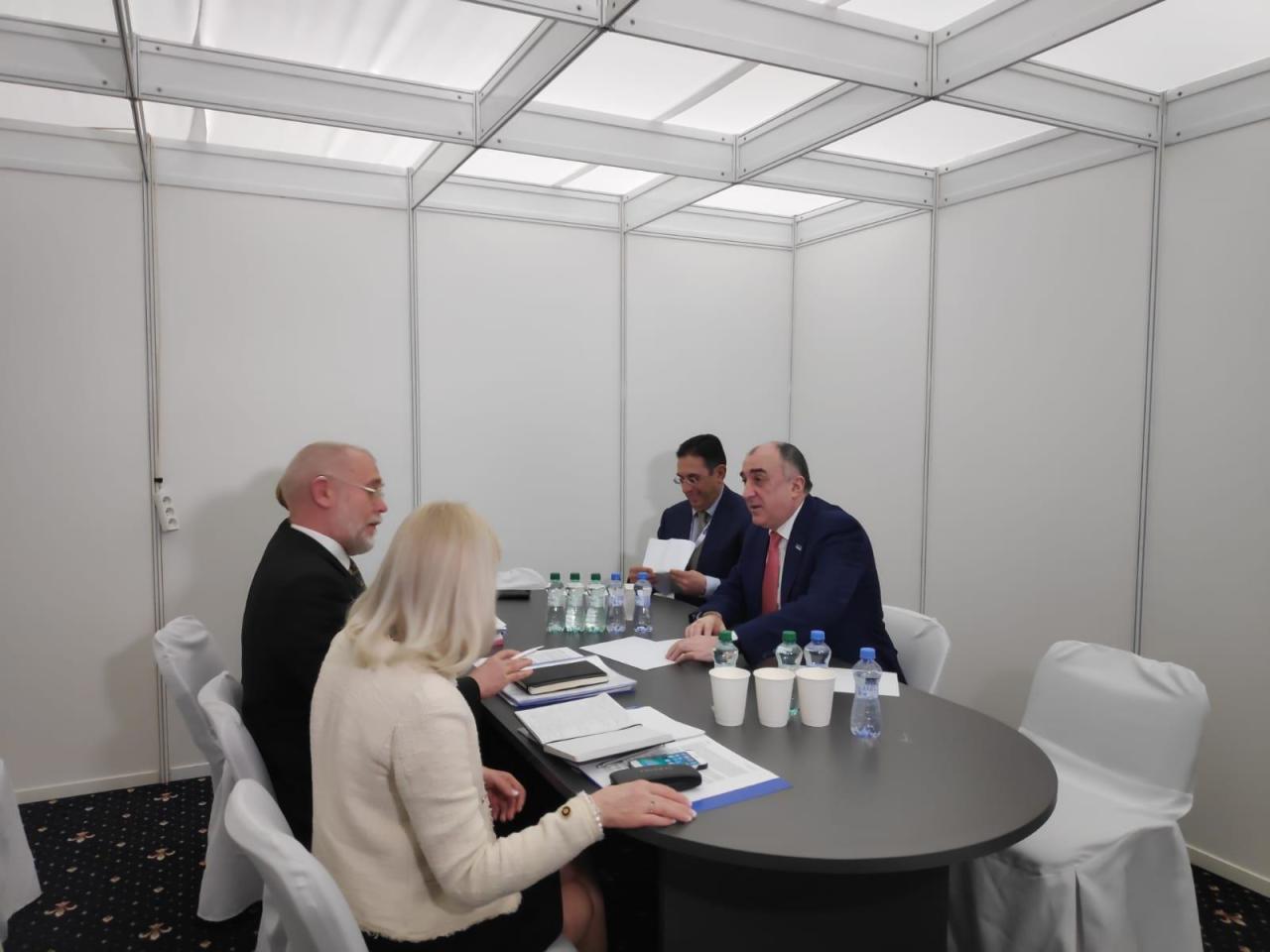 Азербайджан и Финляндия обсудили перспективы дальнейшего развития сотрудничества