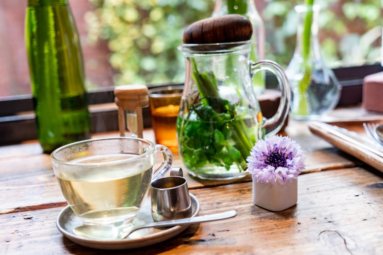 какой чай пить с кальяном