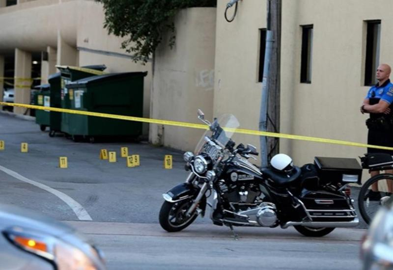 Дерзкое ограбление ювелирного магазина в США, есть погибшие