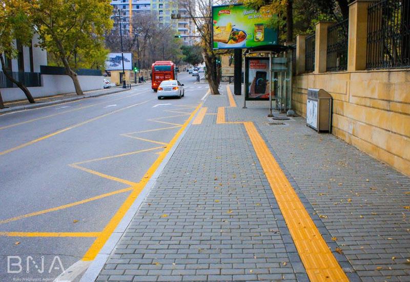 В Баку изменен маршрут одного из автобусов