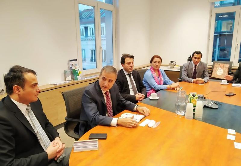 Азербайджан выразил протест против незаконных визитов евродепутатов на оккупированные земли