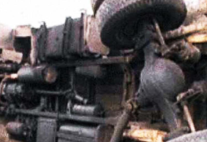 Страшная авария в Кюрдамире: есть погибший и пострадавшие