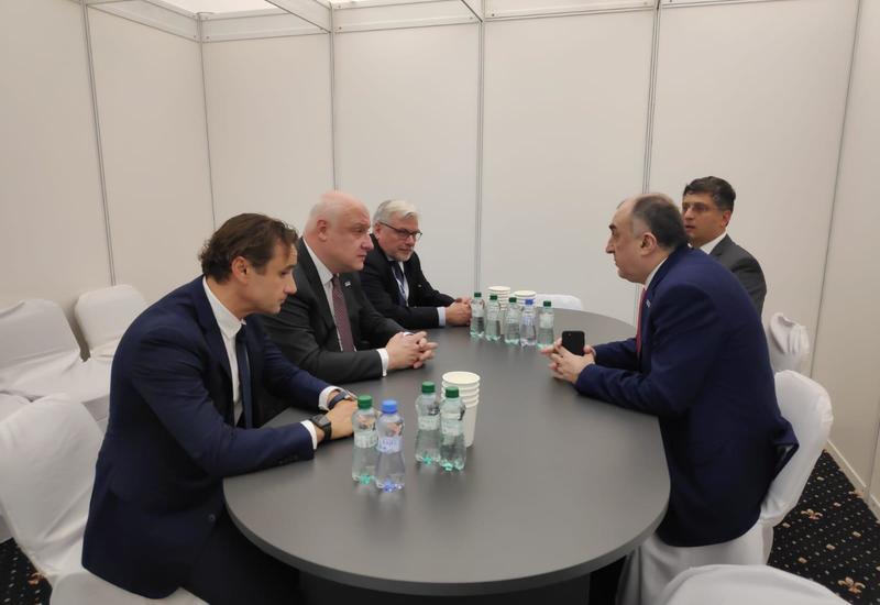 Обсуждены пути развития сотрудничества между ПА ОБСЕ и Азербайджаном