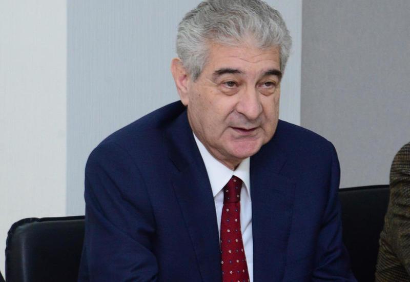 Али Ахмедов: Посаженные деревья улучшат экологическую ситуацию в Азербайджане