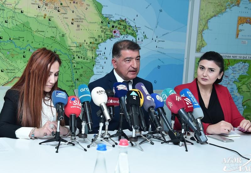 Фирдовси Алиев: Число посаженных сегодня деревьев превысило 650 тысяч