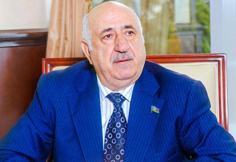 Скончался депутат Милли Меджлиса Евда Абрамов