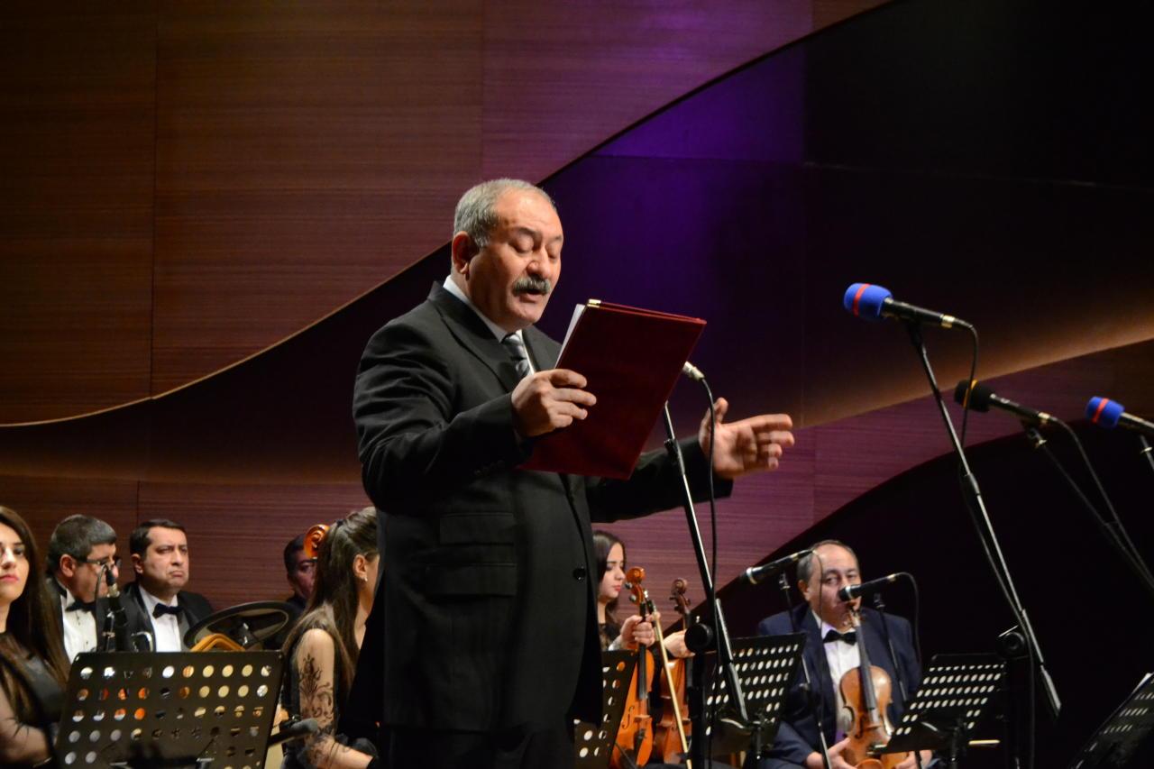 В Центре мугама состоялся вечер памяти, посвященный 95-летию Наби Хазри