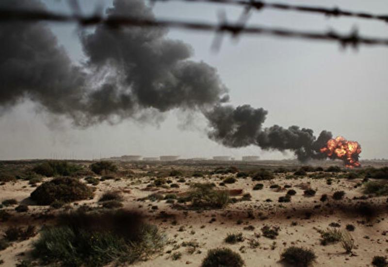 США обвинили Россию в уничтожении беспилотника в Ливии