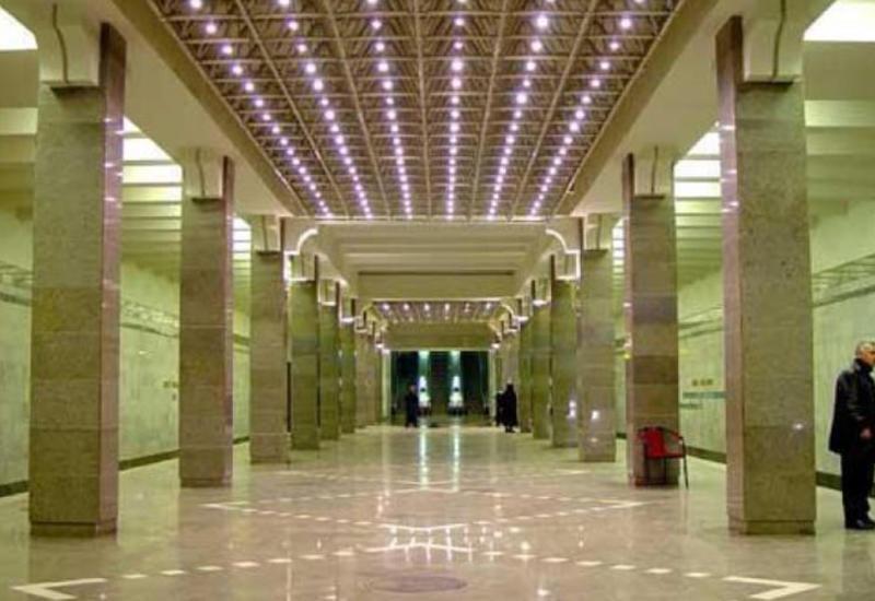 В Баку временно закроют одну из станций метро