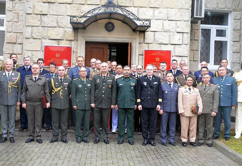 В Баку прошло заседание военных атташе и представителей международных организаций