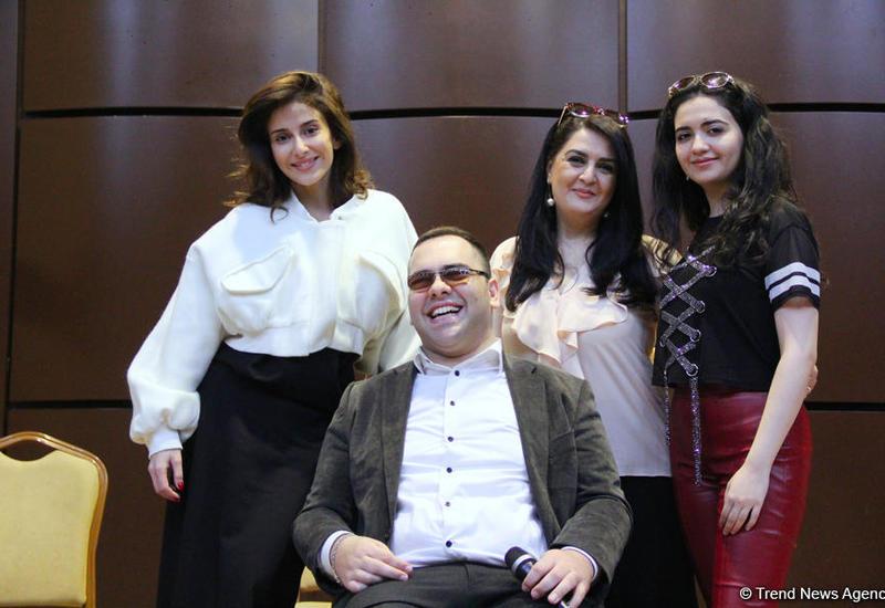 Мурад Садых представит самый позитивный концерт