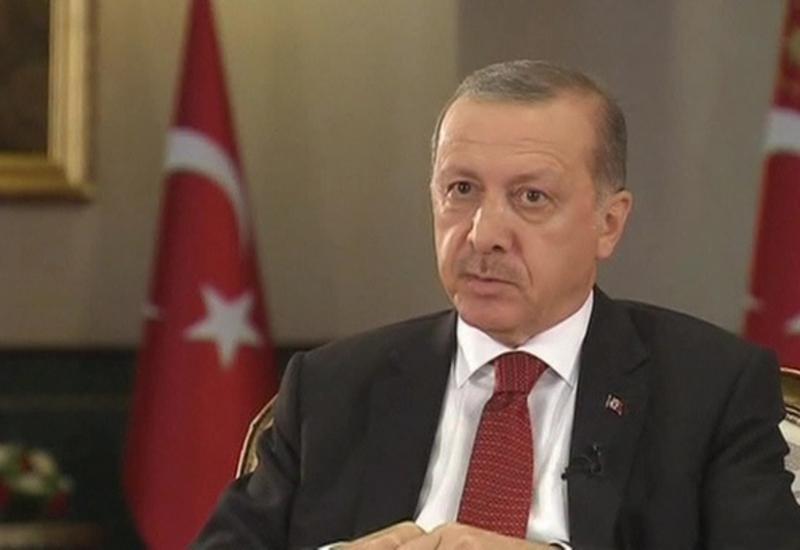 Эрдоган рассказал, когда турецкие вооруженные силы покинут Сирию