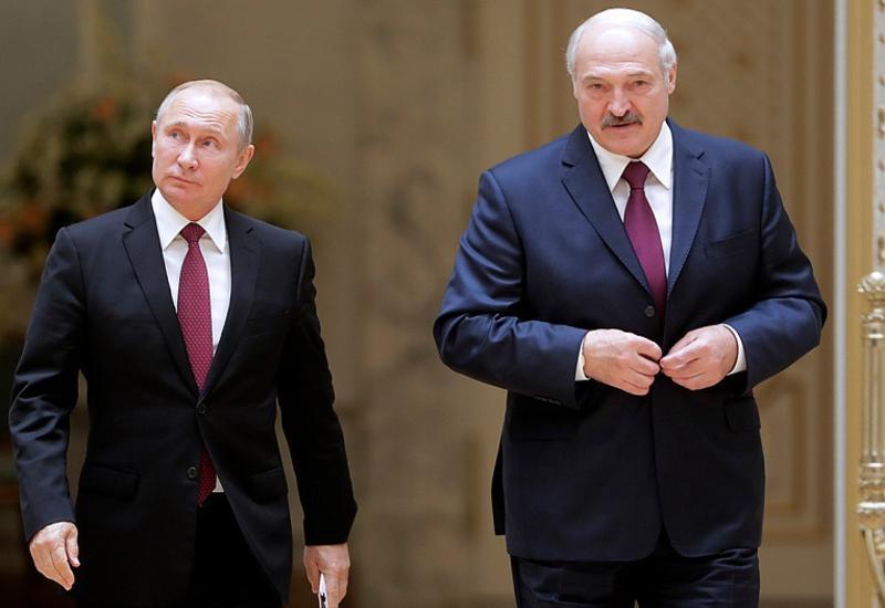 Путин и Лукашенко встретятся 20 декабря в Петербурге