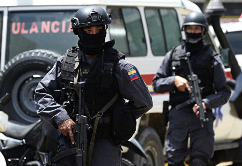 Торговый центр в Каракасе эвакуировали из-за подозрительного предмета