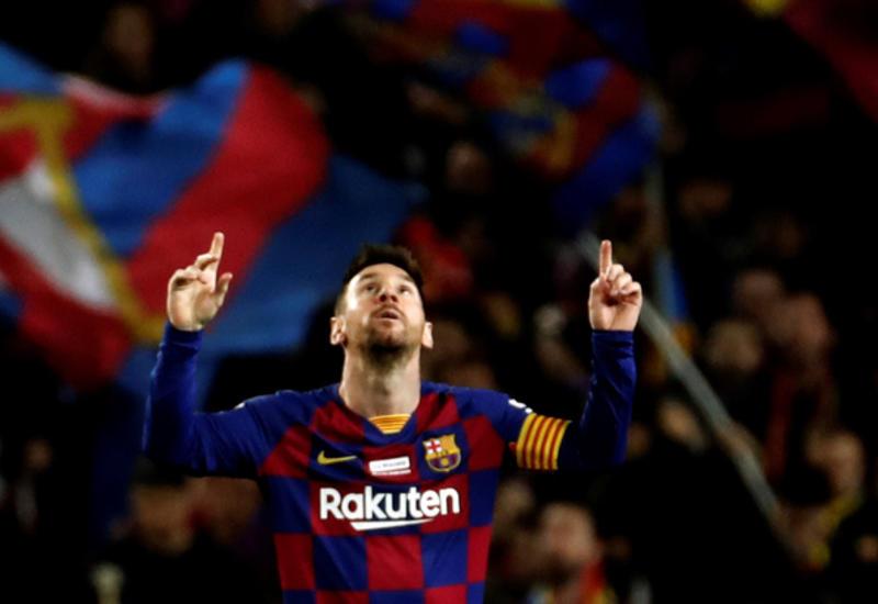 "Месси установил новый рекорд Испании, оформив хет-трик за ""Барселону"""