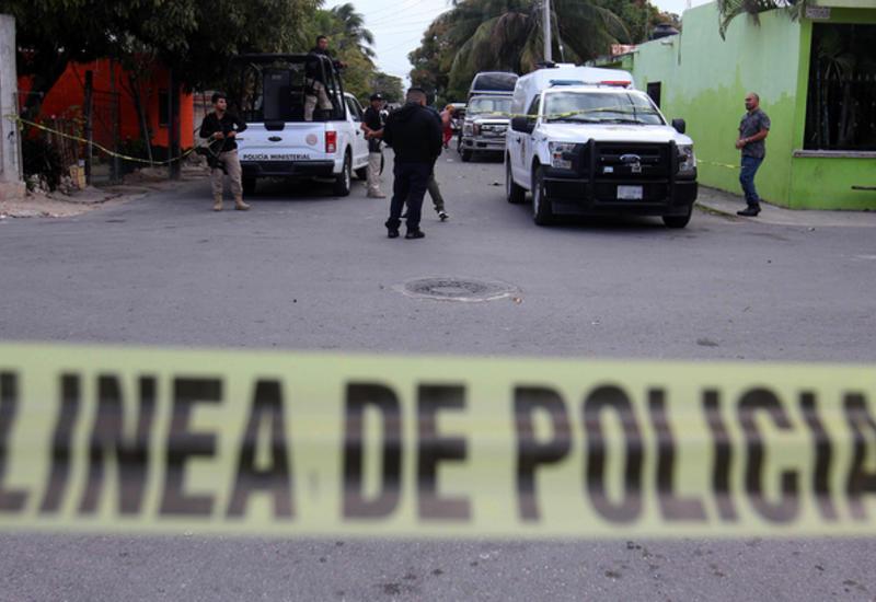 Мексиканец расстрелял жильцов дома за замечание
