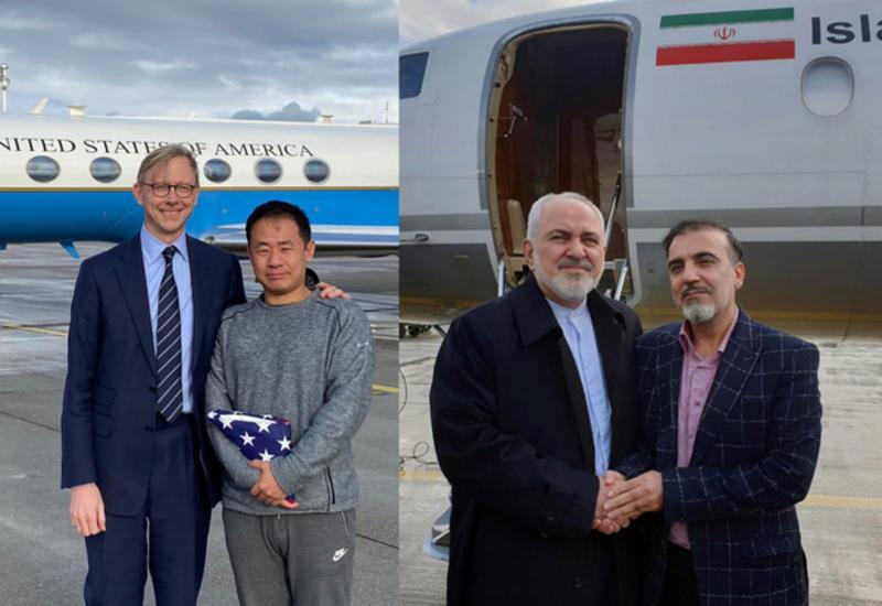 США и Иран обменялись учеными, приговоренными к тюремным срокам