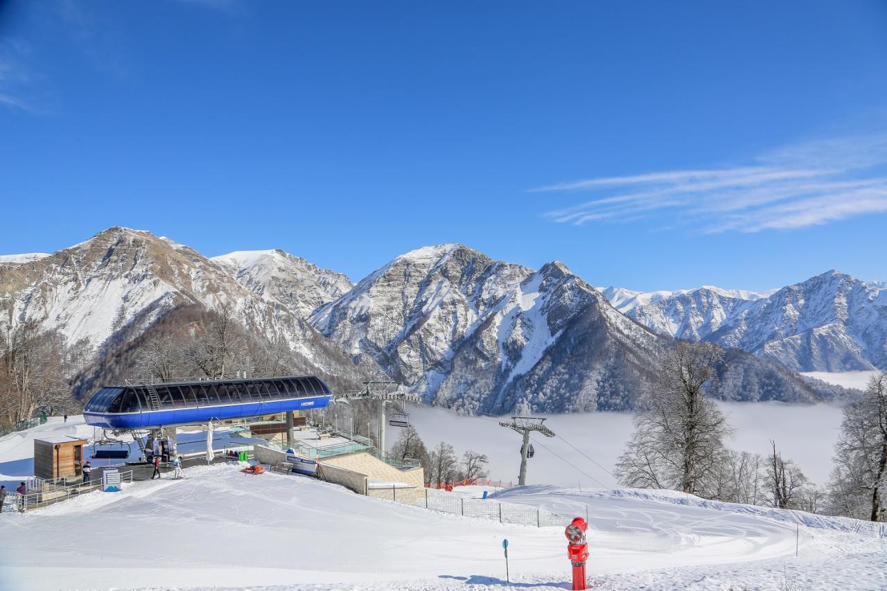 В Tufandag Mountain Resort начался горнолыжный сезон