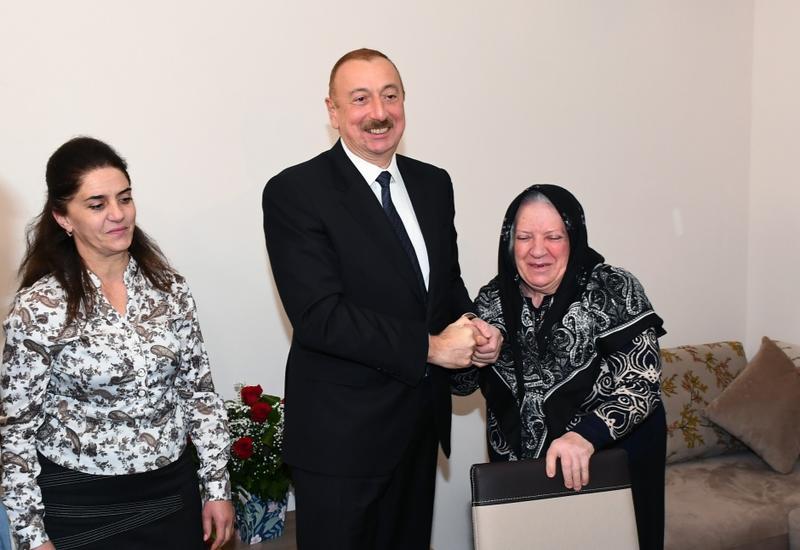 Президент Ильхам Алиев - гарант благополучия граждан Азербайджана