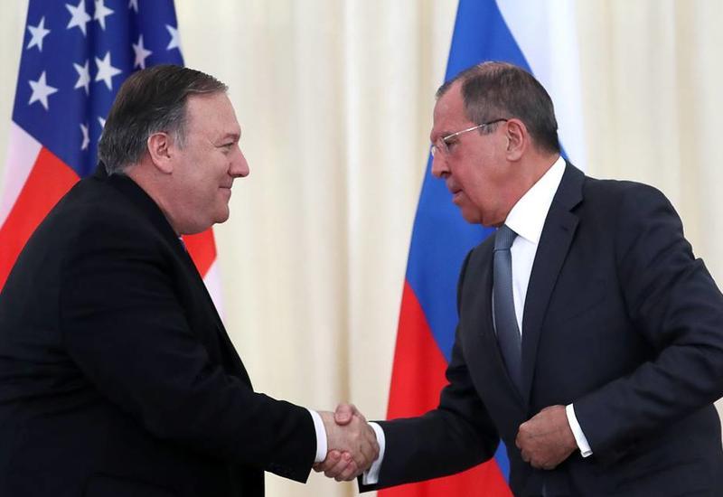 Лавров и Помпео обсудят в Вашингтоне международные и двусторонние вопросы