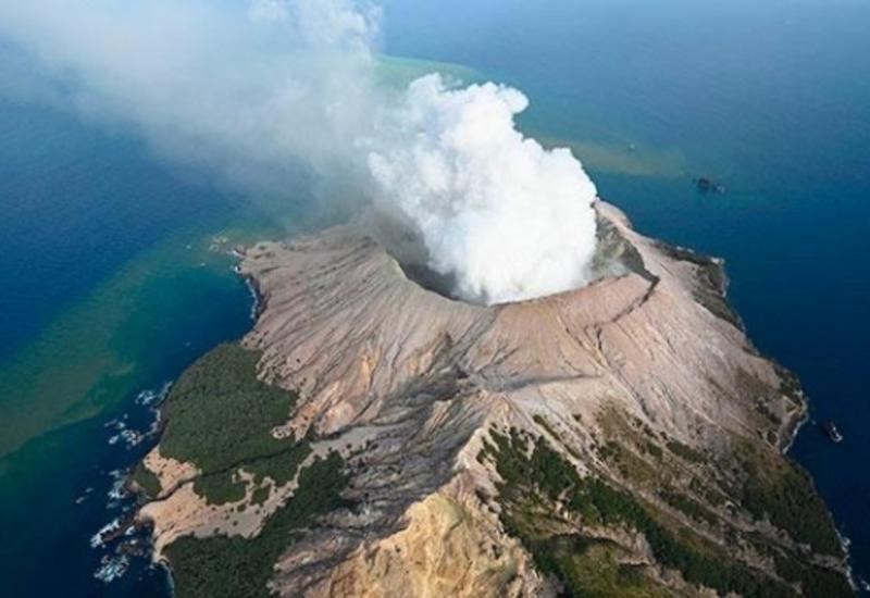 Смертоносное извержение вулкана в Новой Зеландии