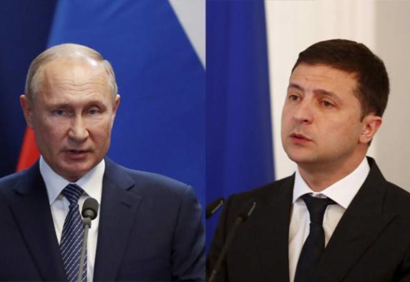 Путин и Зеленский проведут встречу в Париже