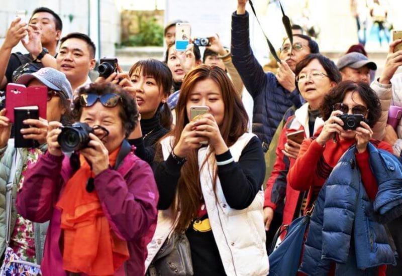 Азербайджан стали чаще посещать китайские туристы