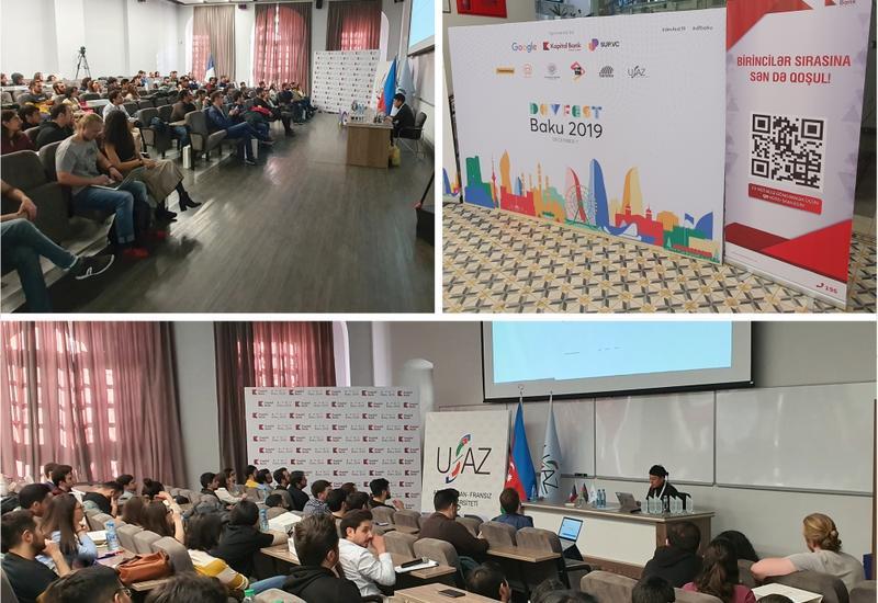 Kapital Bank оказал поддержку международному мероприятию «Baku DevFest 2019» (R)