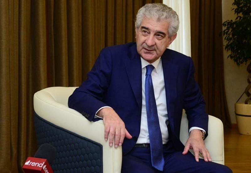 Али Ахмедов: Азербайджанское общество выражает серьезное доверие реформам, проводимым Президентом Ильхамом Алиевым