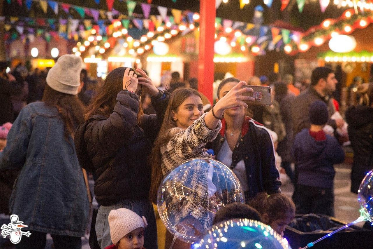 """Фонд Nargis проводит традиционную благотворительную ярмарку """"Холодные руки, горячее сердце"""""""