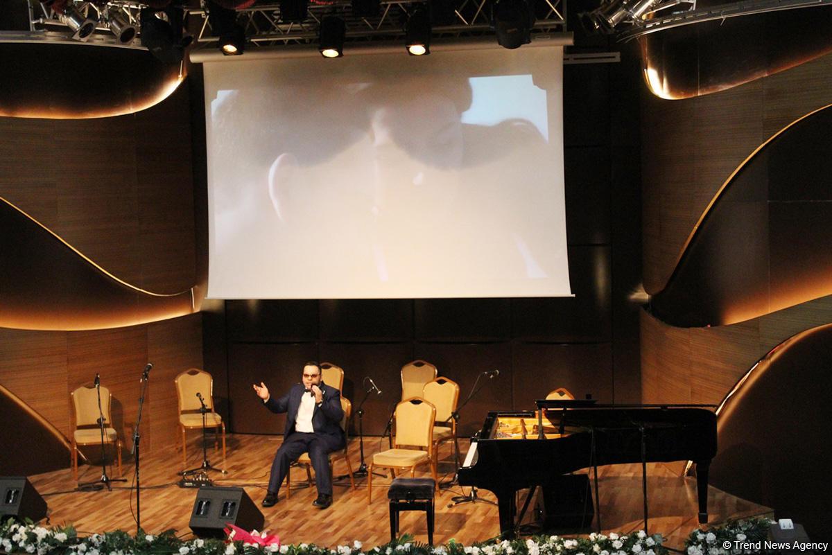 В Центра мугама состоялся сольный концерт Мурада Садыха