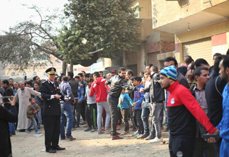 В Египте казнили террориста, участвовавшего в нападении на церковь