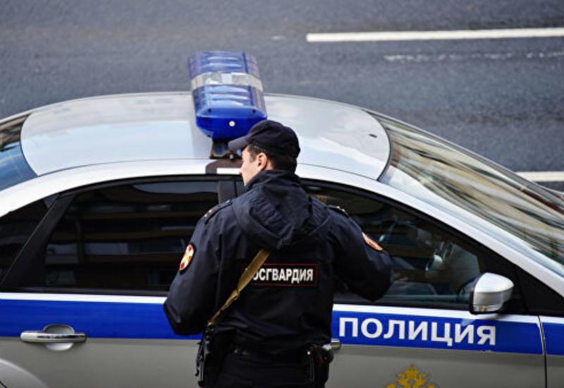 Неизвестный устроил стрельбу в автобусе в Москве