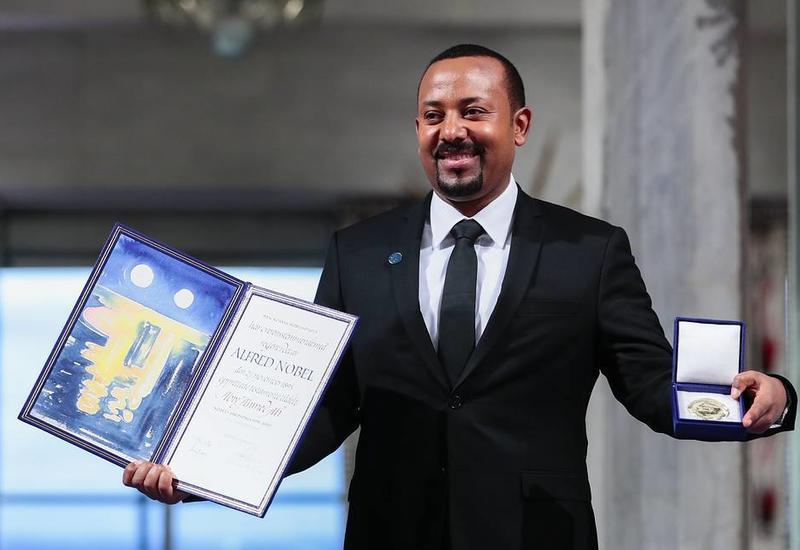 Нобелевскую премию мира за 2019 год вручили премьер-министру Эфиопии