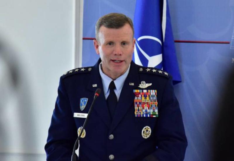 Генерал США сообщил о прекращении инцидентов с участием ВС РФ и НАТО на море и в воздухе