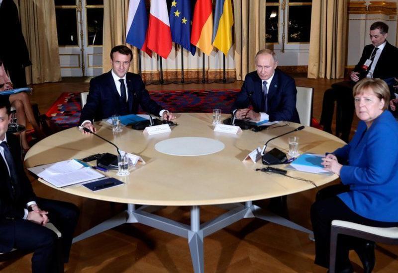 """В Евросоюзе оценили итоги саммита """"нормандской четверки"""""""