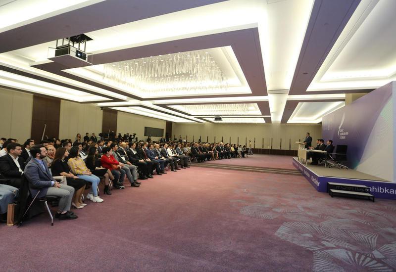 В Азербайджане прошел I Форум молодых предпринимателей