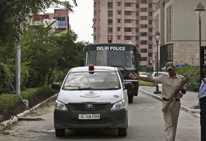 В Индии стычки демонстрантов с полицией, десятки пострадавших
