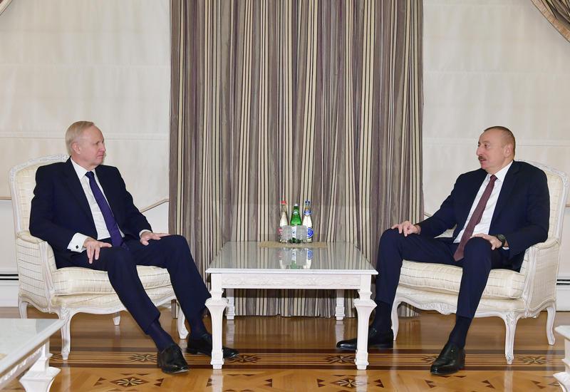 Президент Ильхам Алиев: Сегодняшнее стремительное развитие Азербайджана было бы невозможным без доходов, полученных от нашего энергетического сектора