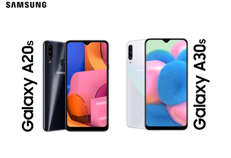 Новые представители серии Galaxy A – Galaxy A20s и Galaxy A30s (R)