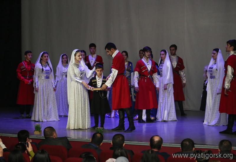 В Пятигорске отметили 650-летие Имадеддина Насими