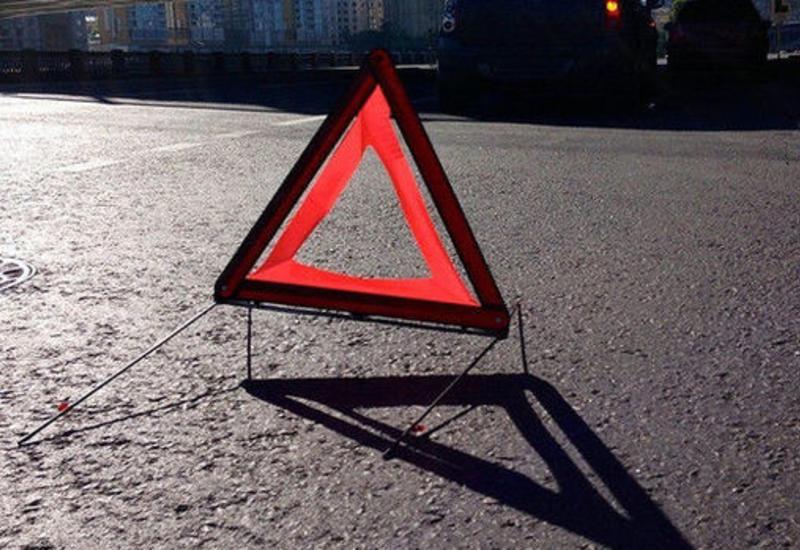 В Кюрдамире столкнулись два автомобиля, есть погибший и пострадавшие
