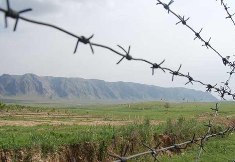 На границе Азербайджана с Ираном был открыт огонь,
