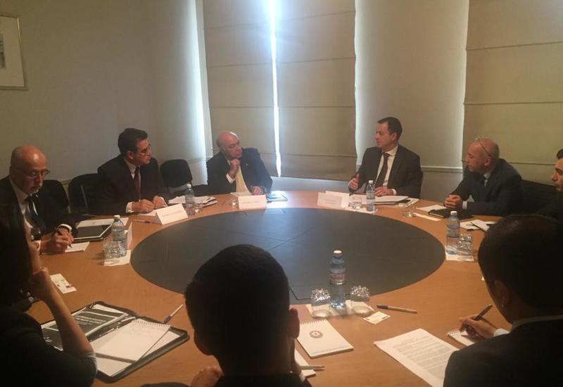 Азербайджан развивает сотрудничество с Тихоокеанскоим альянсом