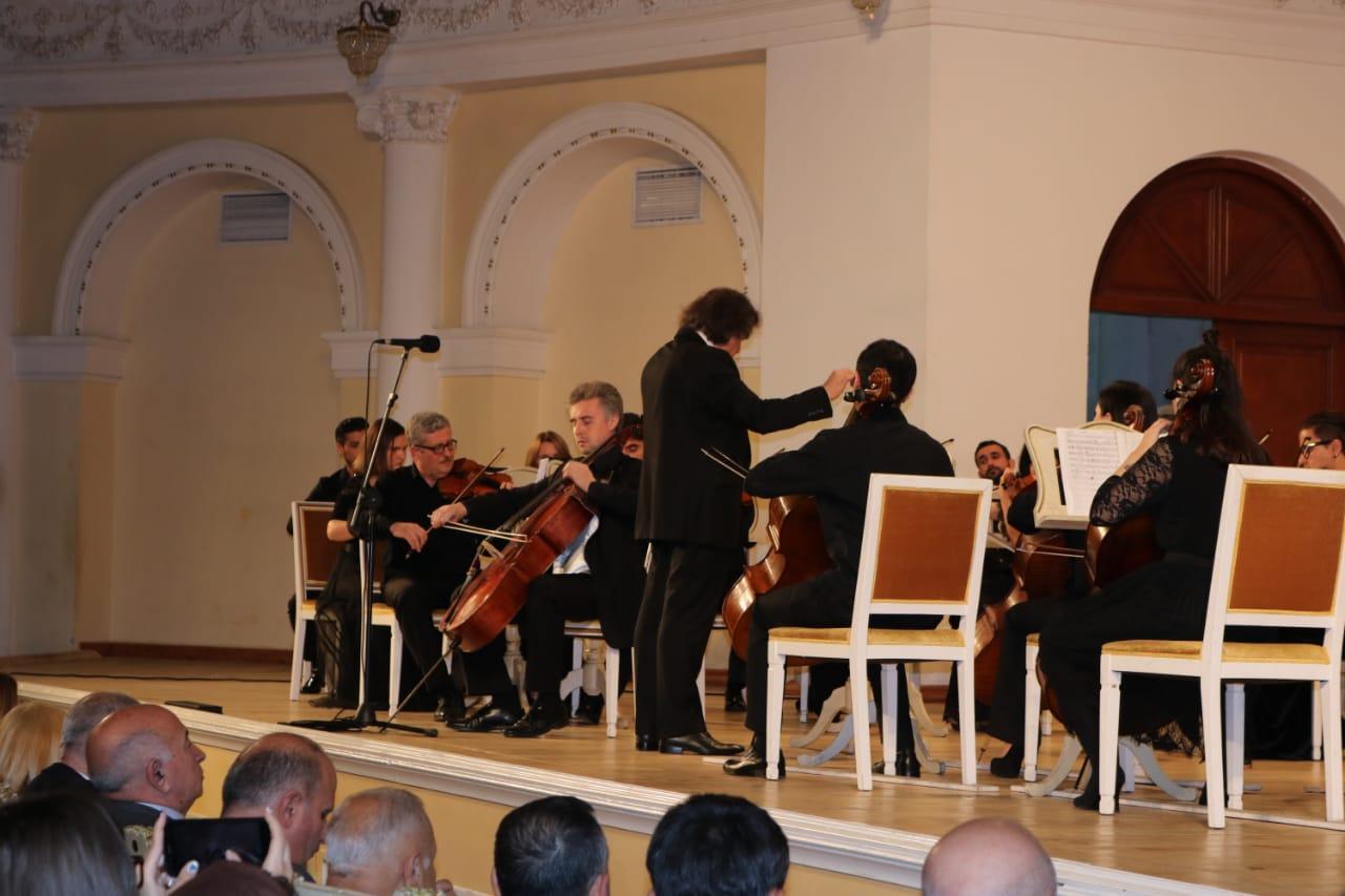 В Филармонии прошел вечер, посвященный памяти Общенационального лидера Гейдара Алиева
