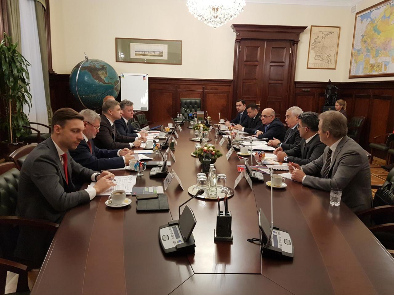 Азербайджан и Россия расширяют сотрудничество в сфере железных дорог