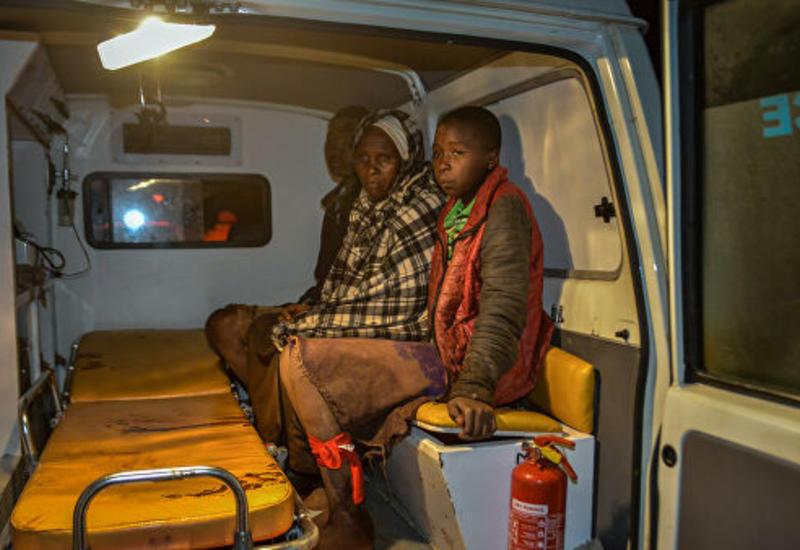 Жуткое ДТП с участием автобусов в Кении: есть погибшие, десятки пострадавших