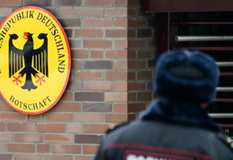 Россия объяила двух сотрудников немецкого посольства персонами нон грата